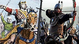 Wilhelm der Eroberer und Dschingis Khan - Eroberer von Europa (Doku Hörbuch)