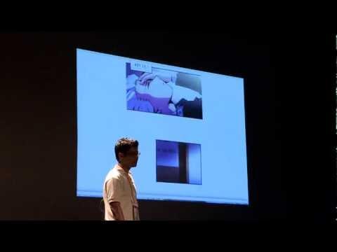 A storyteller explores beyond the boundary of cartoons and webtoons: Jongbeom Lee at TEDxSeoul