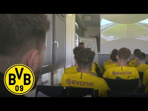 Inside BVB - Part 3: After the game | Video Analysis at Borussia Dortmund