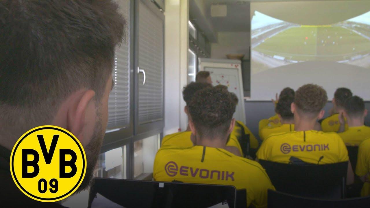 So arbeitet ein Videoanalyst bei Borussia Dortmund NACH dem Spiel | Inside BVB - Teil 3