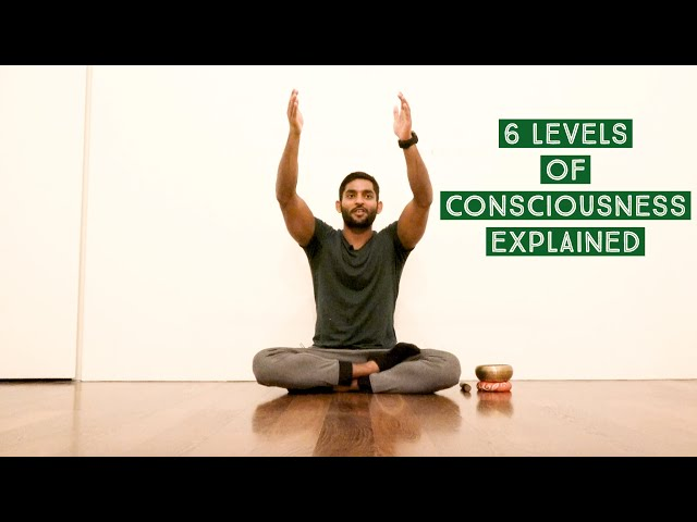 6 Levels of Consciousness Explained - Freud, Jung and Meditation Masters