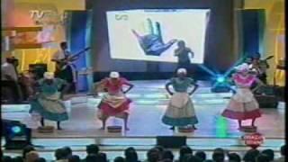 """Silvia del Rio """"Samba Malato"""" CORAZON PERUANO con Cecilia Barraza 13-02-2010"""