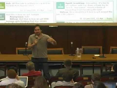 BLIP Legal Hackathon - Tim Wu Keynote