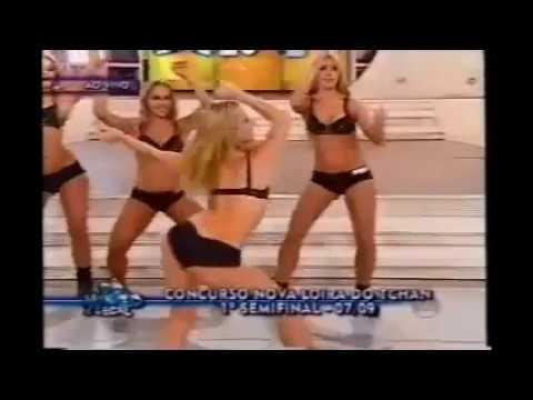 É  o Tchan do Brasil 2003 - Concurso Loira Do Tchan