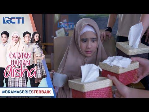 CATATAN HARIAN AISHA - Waduuhhh Bingung Nih Aisha Mau Milih Yang Mana [21 Januari 2018]