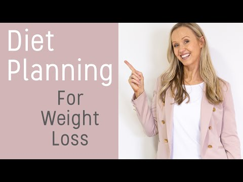 Diet Planning | How to Keep a Food Diary TO LOSE WEIGHT