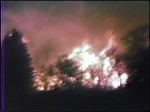 Levy Auto Parts Blaze (subtitled) - January 15, 1989