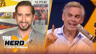 Dak deal may not get done, talks LeBron in NFL & is MJ really a snitch? — Nick Wright | THE HERD