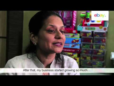 eBay Stories: Woman Merchant - Keyuri Goshar
