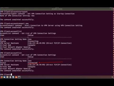 How To Install Softether Vpn Server On Ubuntu