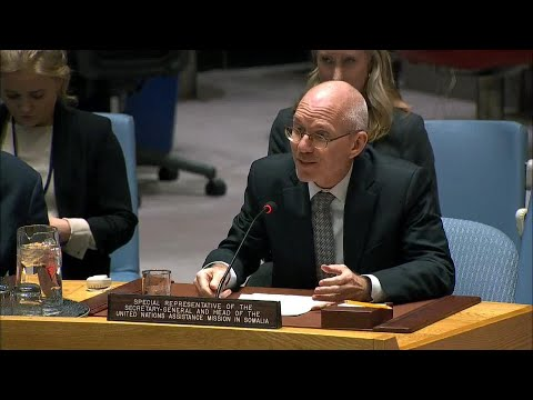 Transformative Year for Somalia- Security Council Briefing (