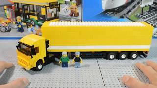 Автопром 21 века выпуск №2  LEGO КамАЗ 5460 из сериала Дальнобойщики 2