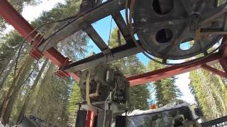Building a Private Chairlift
