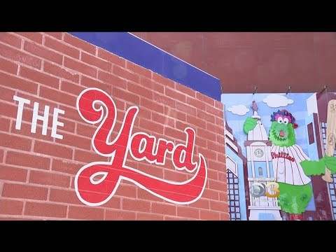 Citizens Bank Park's 'The Yard' Unveiled During Home Opener