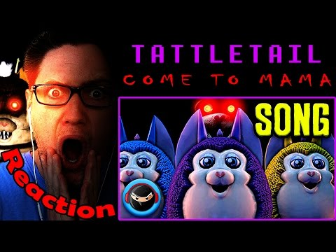 "(SFM) TATTLETAIL Song ""Come to Mama"" by TryHardNinja REACTION! 
