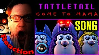 """(SFM) TATTLETAIL Song """"Come to Mama"""" by TryHardNinja REACTION! 