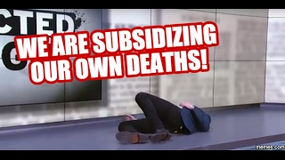 We Spend TRILLIONS To Make Sure We Die Soon (Seriously)!