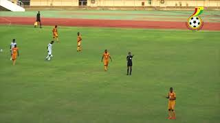 WAFU U-17 CUP OF NATIONS: COTE D'IVOIRE 3 - GHANA 1