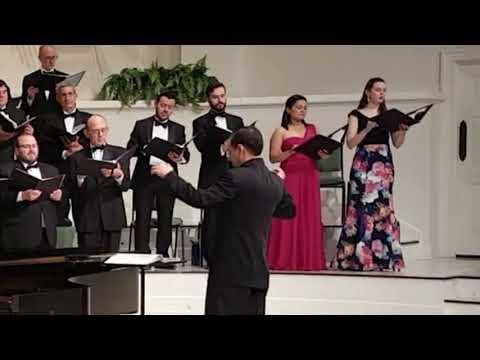 Rossini Petite Messe Solennelle: Gloria – Houston Camerata