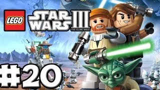 LEGO Star Wars 3 - The Clone Wars - Episode 20 - Grievous Intrigue  (HD)