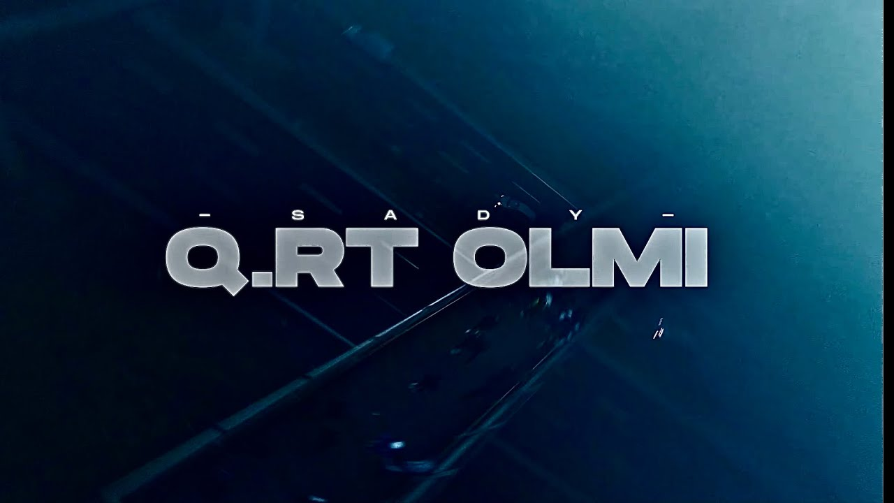 Download SADY - Q.RT OLMI (Official Video)