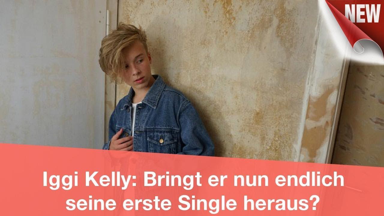 Iggi Kelly Bringt Er Nun Endlich Seine Erste Single Heraus