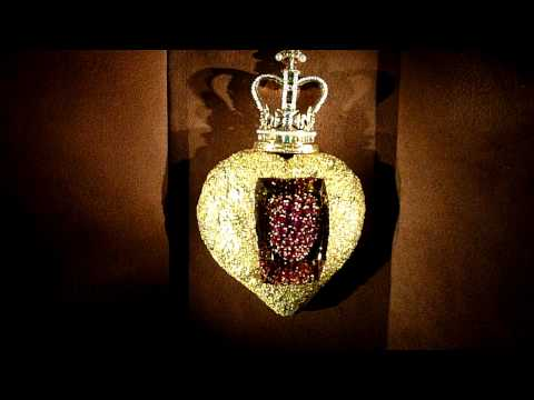 The Royal Heart Jewel by Salvador Dali