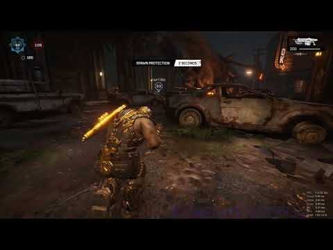 DROPPING 81 KILLS ON GEARS 4 CORE KOTH (Gears of War 4) #MYQ #MakeYouQuit #MadSquadGaming