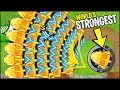 THE *FASTEST* WAY TO KILL A ZOMG!! x10 TIER BOMB TOWER | Bloons TD Battles Hack/Mod (BTD Battles)