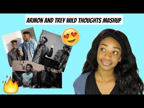 ARMON and TREY | Wild Thoughts, I'm the One, Slippery, Despacito MASH UP