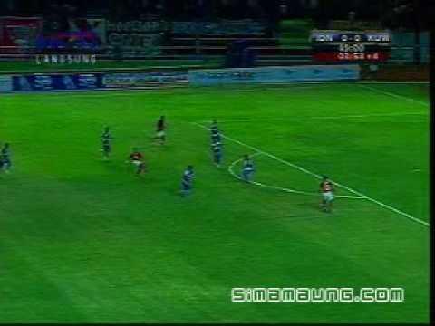 gol budi Sudarsono -Indonesia vs Kuwait