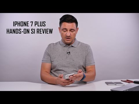 UNBOXING & REVIEW – Apple iPhone 7 Plus