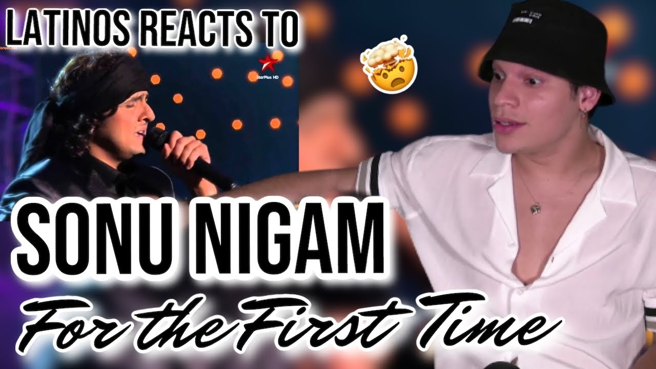 Download Latinos react to Sonu Nigam FOR THE FIRST TIME Performing Abhi Mujh Me Kahin