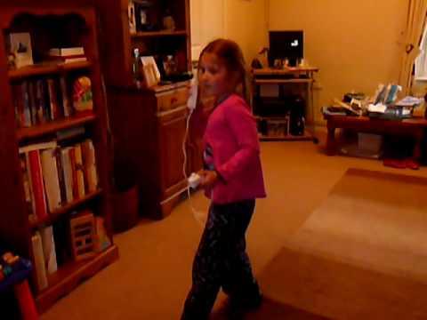 Erin Hutchinson Dancing queen