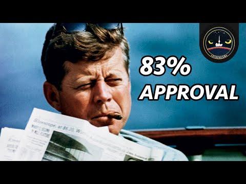 Why Is John F. Kennedy so Popular?
