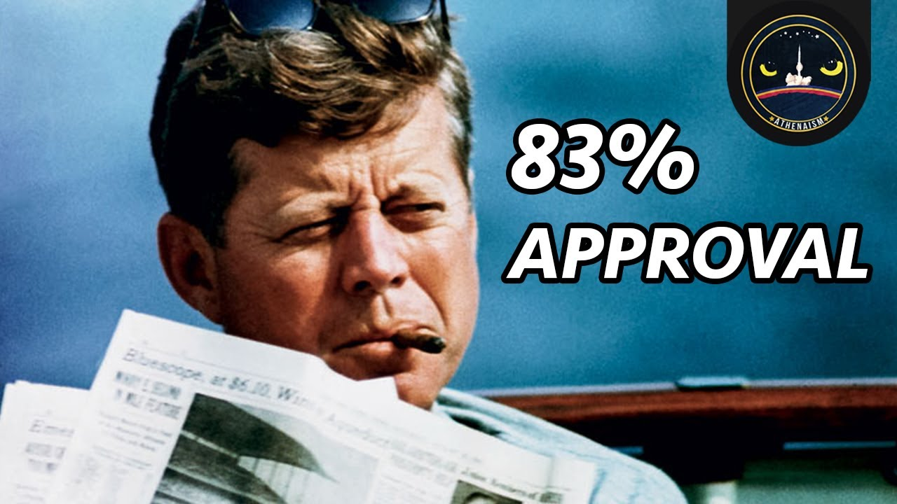 Why Is John F. Kennedy so Popular?
