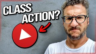 YouTube is Almost ASKING for a Class Action Lawsuit! Viva Frei Vlawg