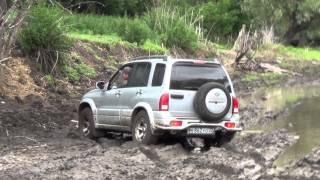 Off-Road Suzuki Grand Vitara говнолюбие