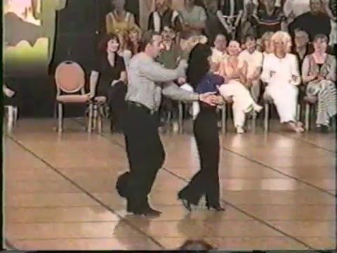 Jason Colacino & Mary Ann Nunez - West Coast Swing
