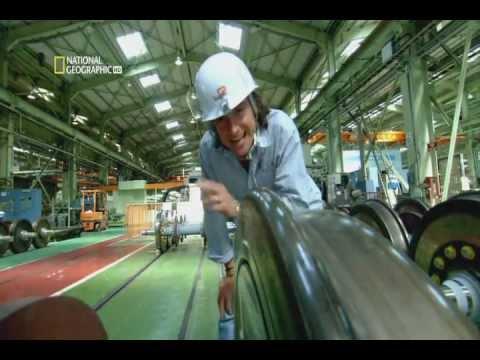 Las conexiones de la ingeniería - Tren bala de Japón