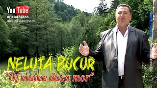 NELUTA BUCUR . Of maine daca mor (oficial video)
