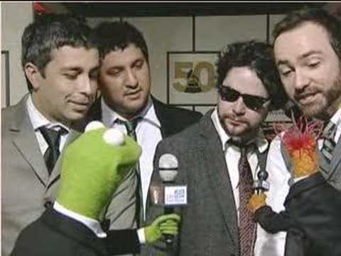 The Shins interview by the muppets