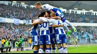 IFK Göteborg - Alla 42 mål i allsvenskan 2017