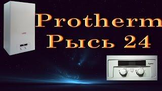 Protherm Рысь 24