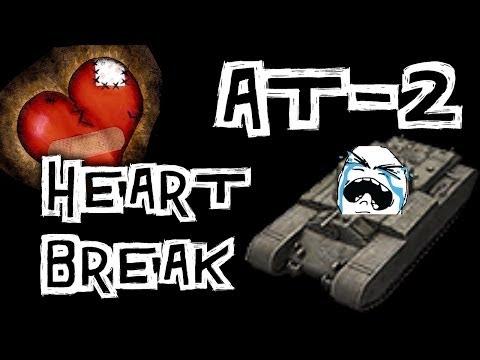 World of Tanks || AT 2 Heartbreak
