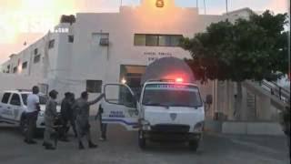 Retorna la calma a cárcel del 15 de Azua; dan de alta a dos de los heridos en motín