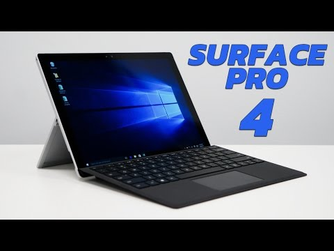 Surface Pro 4: 9 Months Later