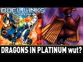 Dragons In Platinum Ranked GamePlay! | YuGiOh Duel Links Mobile w/ ShadyPenguinn