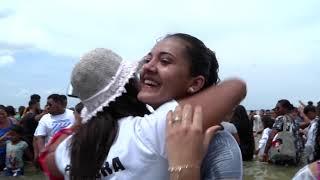 Grande Batismo em Outeiro - 45 Anos da IEQ no Pará