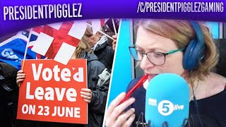 BBC 5live phone-in swamped with calls from Brexiteers raging at